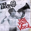 H2O - Use Your Voice - LP
