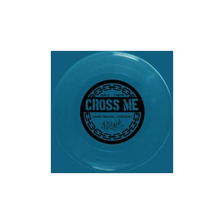 "CROSS ME - Mind Prison/Content  - 7"" Flexi"