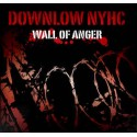 DOWNLOW NYHC - Wall Of Anger - CDEP