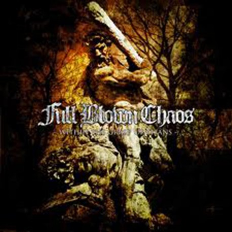 FULL BLOWN CHAOS - Within the grasp of titans - CD