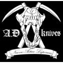 A.D / KNIVES - Nuova Aetica Luporum – Split CD