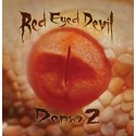 RED EYED DEVIL - Demo 2 - CD
