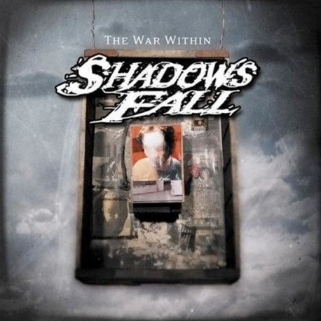SHADOWS FALL - The war within - CD / DVD