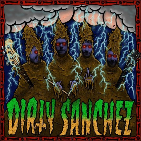 I'M / DIRTY SANCHEZ Split 7""