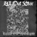 """ALL OUT WAR - Hymns Of The Apocalypse - 7"""""""