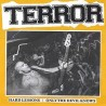 TERROR - Hard Lessons b/w Only The Devil Knows – 7""
