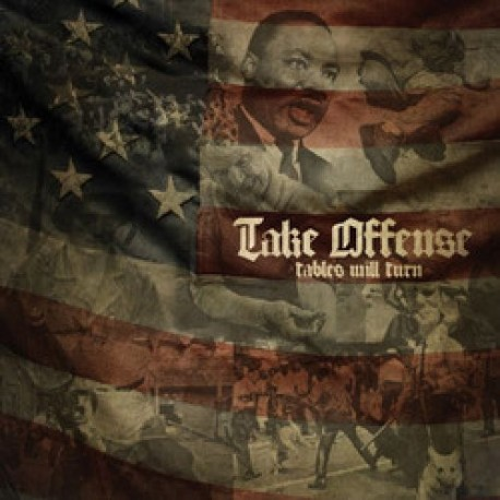 TAKE OFFENSE - Tables Will Turn - LP