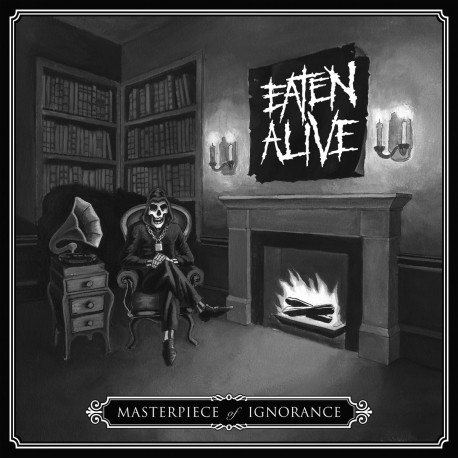 EATEN ALIVE - Masterpiece Of Ignorance – CD