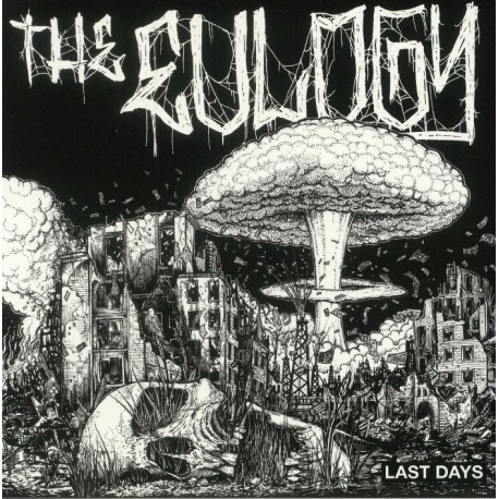 THE EULOGY - Last Days - 7""