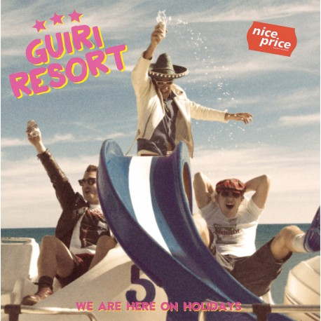 GUIRI RESORT – S/T - 7""