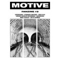 MOTIVE 3 Fanzine + TAKE WARNING - Demo - CD