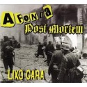 AFONIA / POST MORTEN - Lixo Gara - split CD