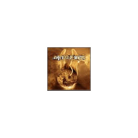 AGENTS OF MAN - Count your blessing - CD