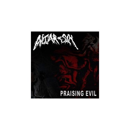 ALTAR OF SIN – Praising Evil – CD